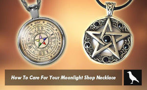 How To Care For Your Moonlight Shop Necklace