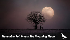 November Full Moon: The Mourning Moon