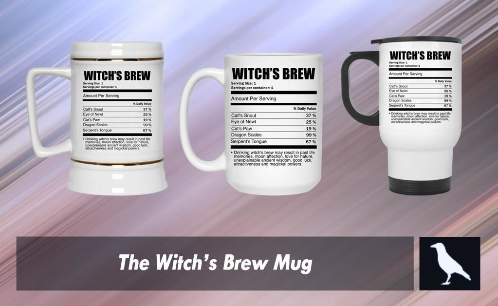 The Witch's Brew Mug