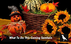 What To Do This Coming Samhain
