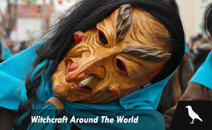 Witchcraft around the world