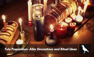 Yule Preparation: Altar Decorations and Ritual Ideas