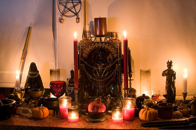 What Do You Need On Your Altar The Moonlight Shop