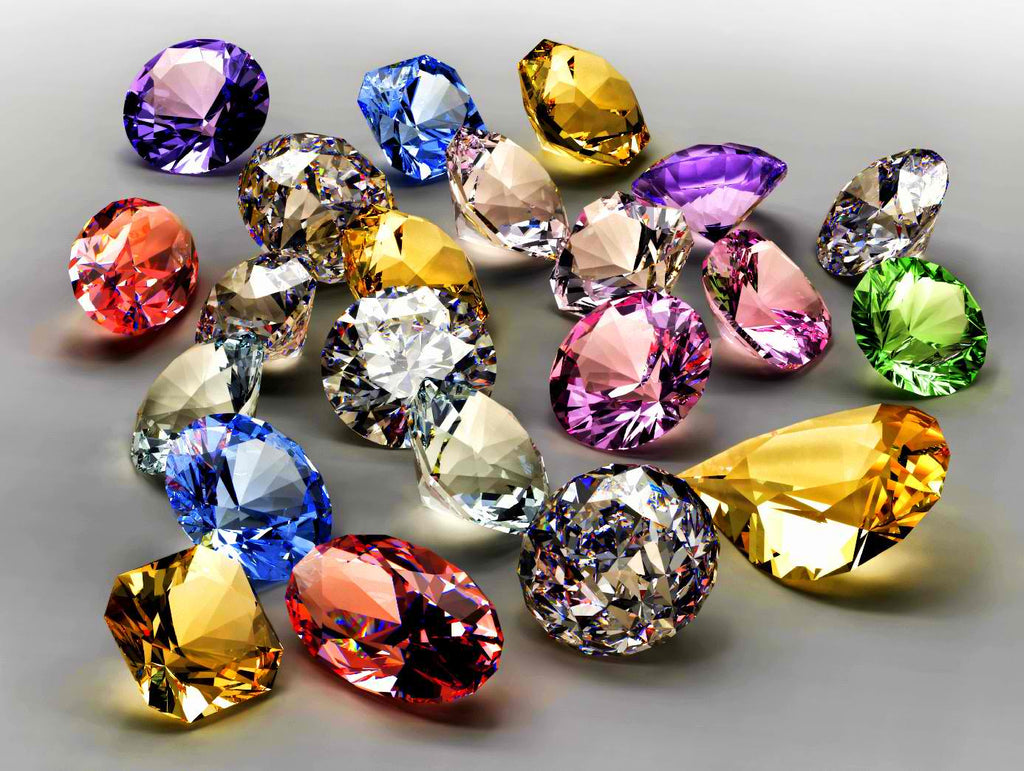 Gemstones Meanings And Uses The Moonlight Shop