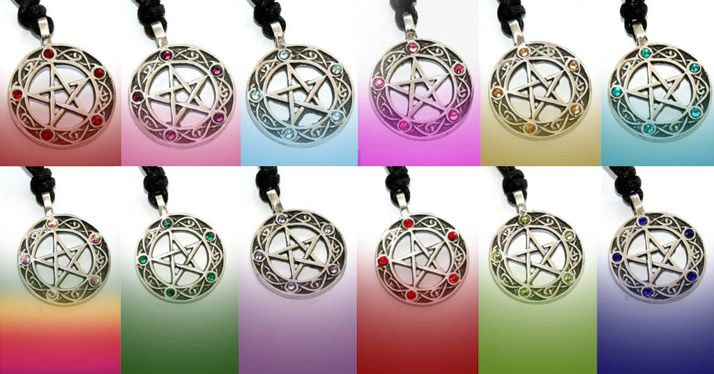 What each pentacle of the witch pendant can help you with wicca daily our pentacle of the witch necklace is one of our most popular necklaces on the shop when shopping for a pentacle necklace a lot of you need help in aloadofball Choice Image