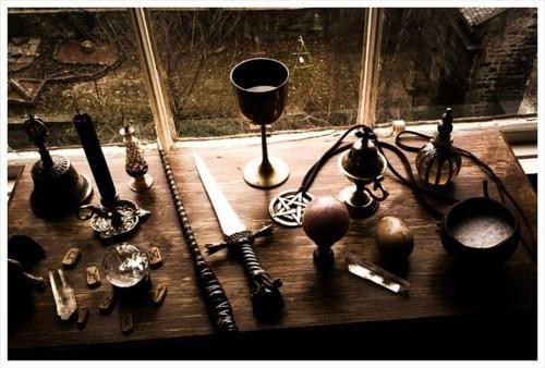 7 Wiccan Supplies You Must Never Run Out Of - The Moonlight Shop