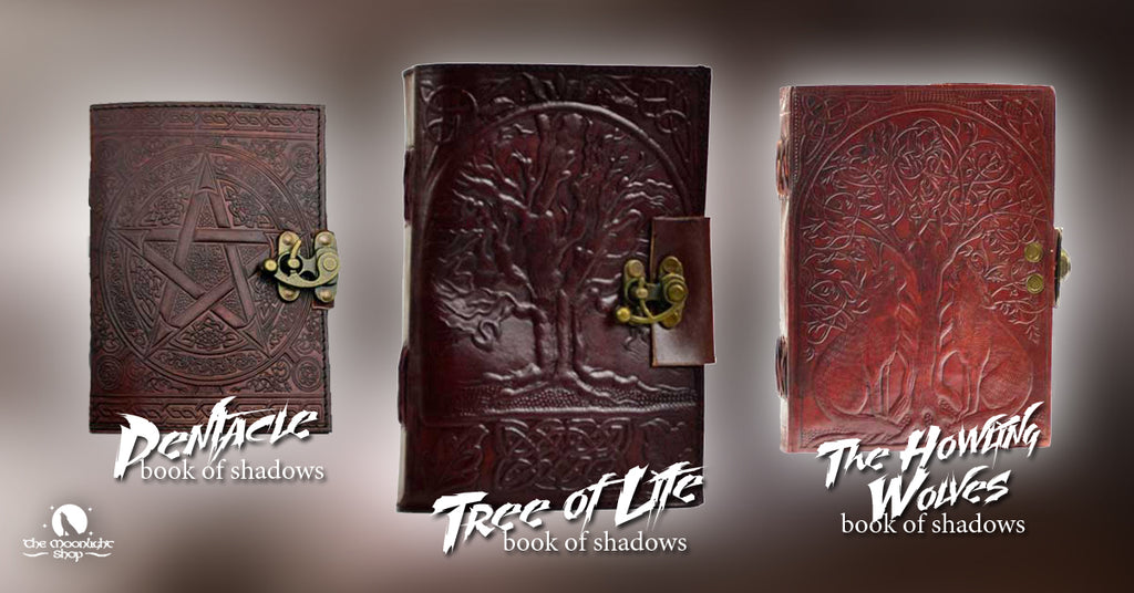 7 Things That Should Go In Your Book Of Shadows - The