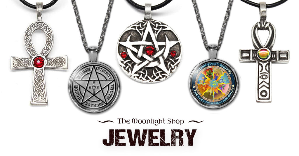 Wiccan jewelry the moonlight shop aloadofball Choice Image