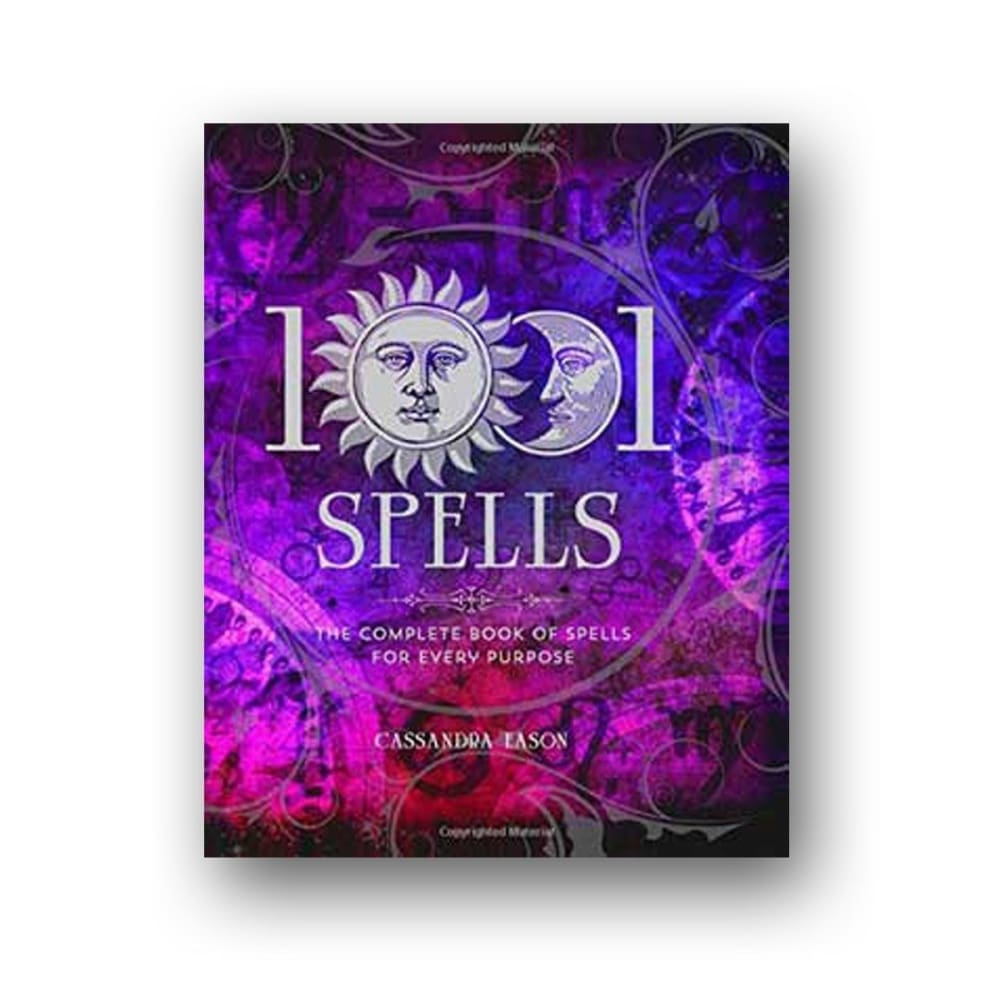 1001 Spells For Every Purpose By Cassandra Eason