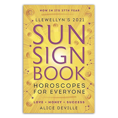 2021 Sun Sign Book by Llewellyn
