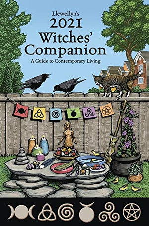2021 Witches Companion Almanac by Llewellyn