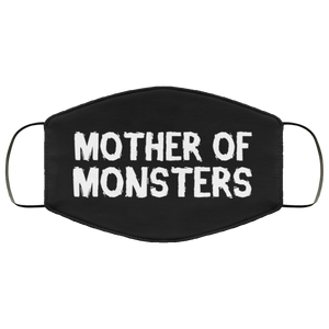 Mother Of Monsters Face Mask