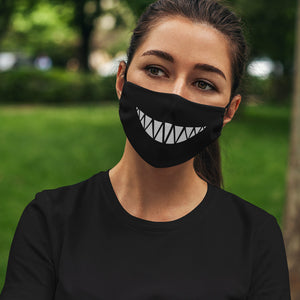 Sharp Teeth Face Mask