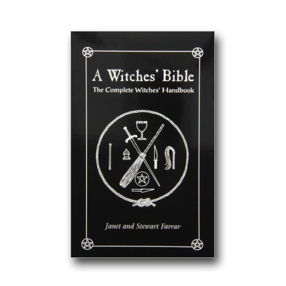 A Witch's Bible by Janet Farrar & Stewart Farrar