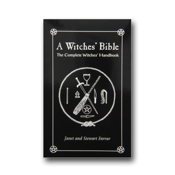 A Witchs Bible By Janet Farrar & Stewart Farrar - The Moonlight Shop