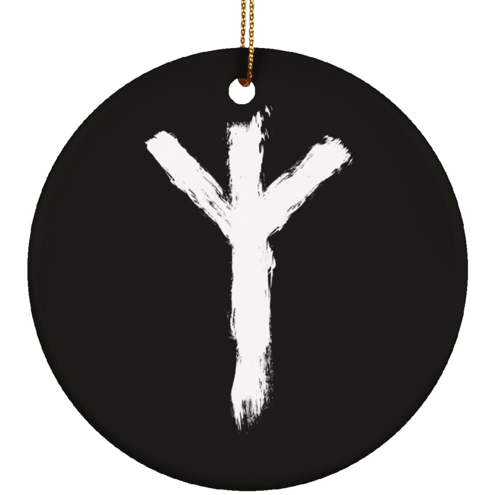 Algiz Rune Ornament