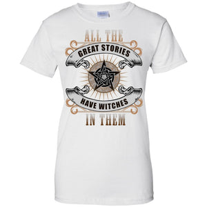 All The Great Stories Shirt - The Moonlight Shop