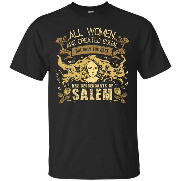 All Women Are Created Equal Shirt - The Moonlight Shop