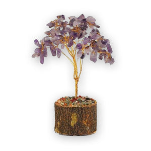 Amethyst Gemstone Tree Of The Mind - The Moonlight Shop