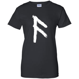 Ansuz Rune Shirt - The Moonlight Shop