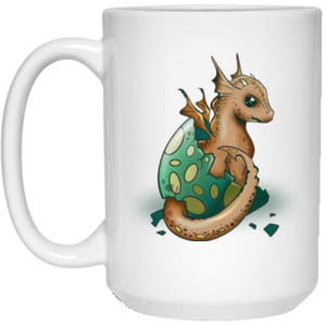 Baby Dragon Mug - The Moonlight Shop