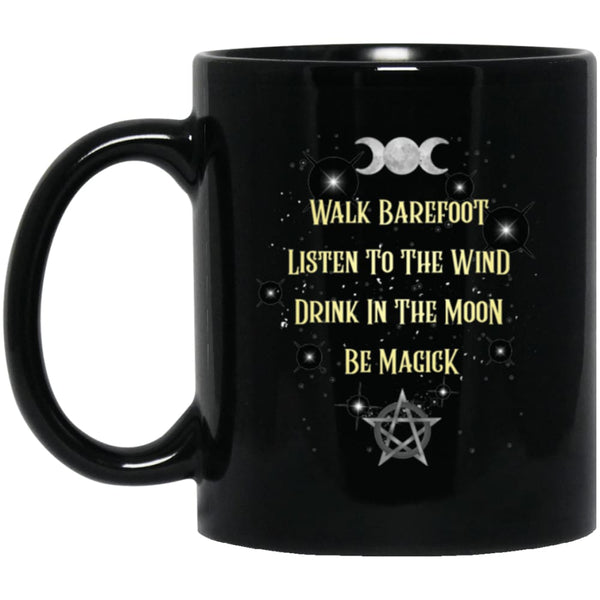 Be Magick Mug - The Moonlight Shop