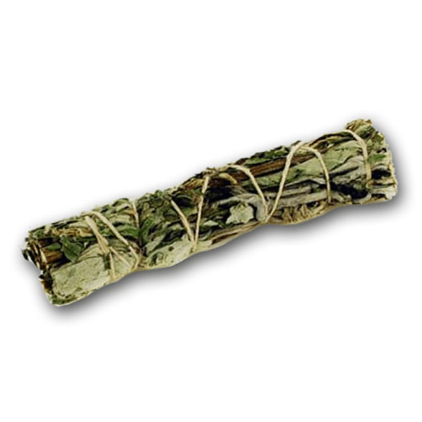 Black Sage (Mugwort) Smudge Stick - The Moonlight Shop