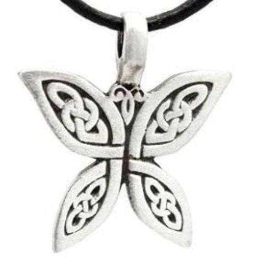 Blossom Like A Butterfly Pendant - The Moonlight Shop