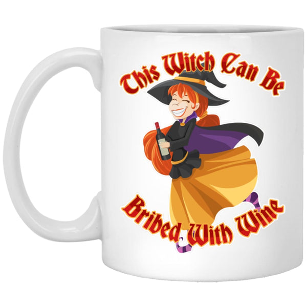 Bribe Me With Wine Mug - The Moonlight Shop