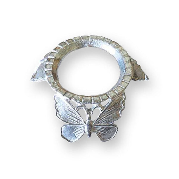 Butterfly Of New Beginnings Crystal Ball Stand - The Moonlight Shop