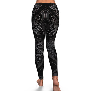 Celtic Design Leggings - The Moonlight Shop