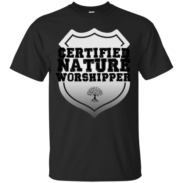 Certified Nature Worshipper - The Moonlight Shop