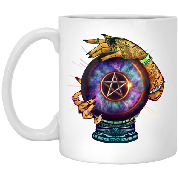 Crystal Ball Mug - The Moonlight Shop