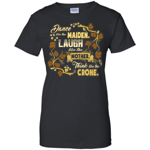 Dance Like The Maiden Shirt - The Moonlight Shop