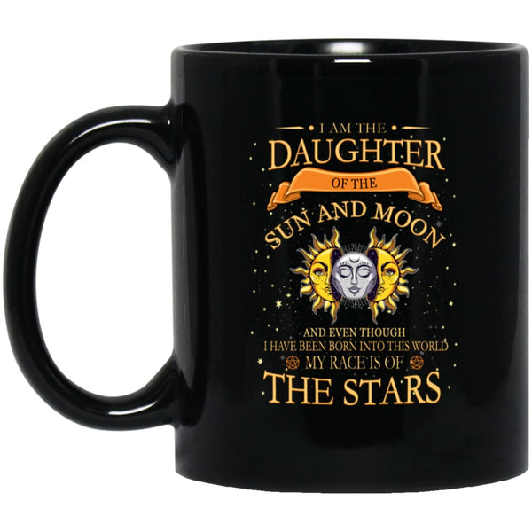 Daughter Of The Sun And Moon Mug - The Moonlight Shop