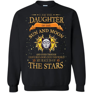 Daughter Of The Sun And Moon Shirt - The Moonlight Shop