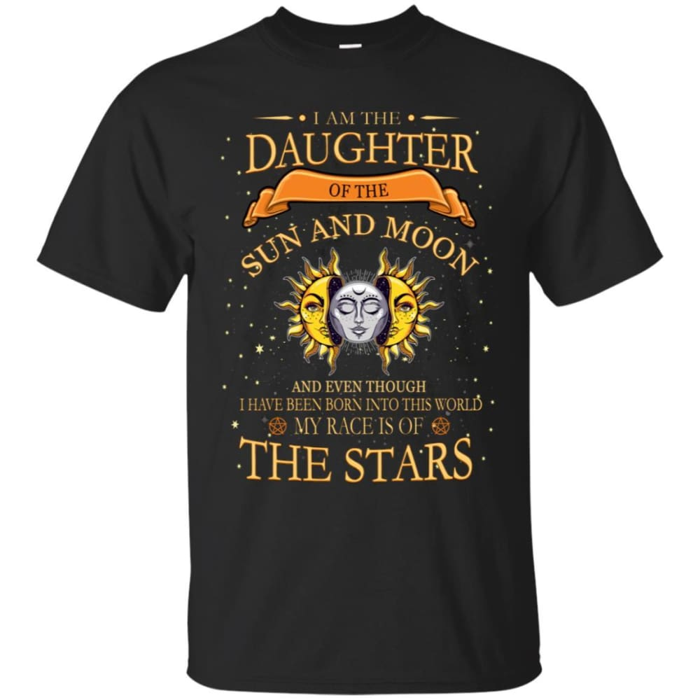 Daughter Of The Sun And Moon Shirt