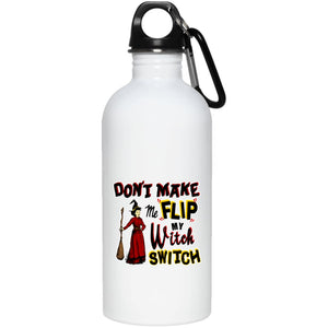 Dont Make Me Flip My Witch Switch Mug - The Moonlight Shop