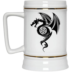 Dragon Is My Guardian Mug - The Moonlight Shop