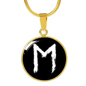 Ehwaz Rune Luxury Necklace - The Moonlight Shop