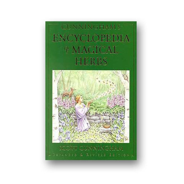 Encyclopedia Of Magickal Herbs By Scott Cunningham - The Moonlight Shop