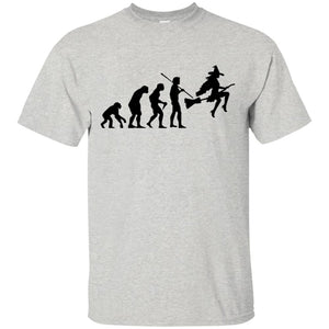 Evolution Of The Witch Shirt - The Moonlight Shop