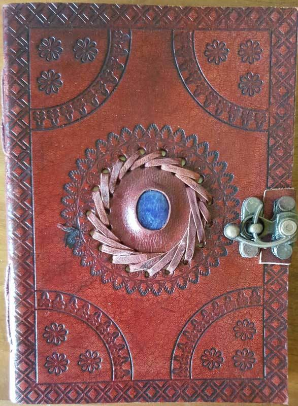 Eye Of The Moon Goddess Book Of Shadows - The Moonlight Shop