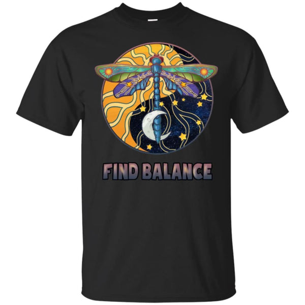 Find Balance Shirt - The Moonlight Shop