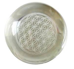 Flower of Life Crystal Ball