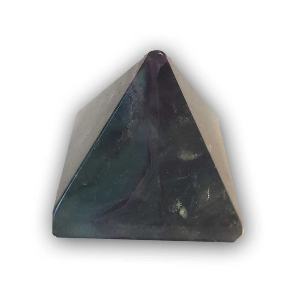 Fluorite Disorder Blocker Pyramid - The Moonlight Shop