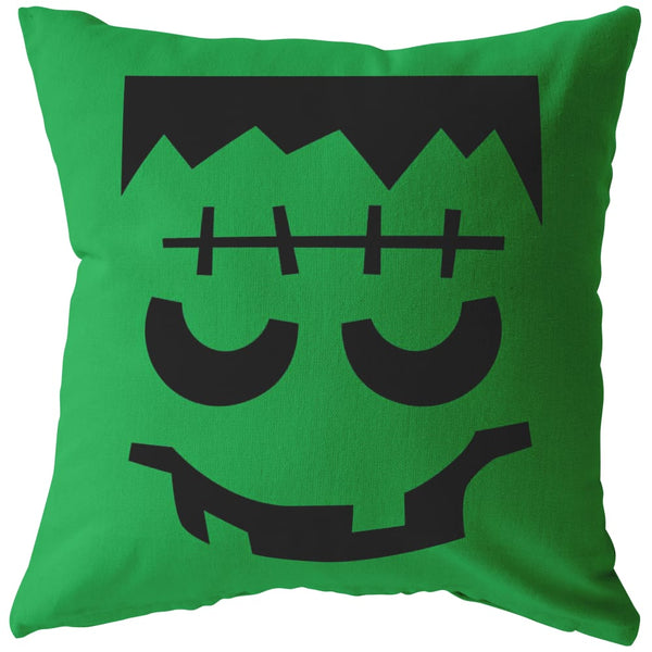 Frankensteins Monster Pillow - The Moonlight Shop