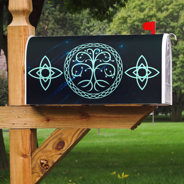 Blessed Be Mailbox Cover
