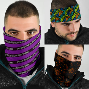 Assorted Wiccan Bandana (3-Pack)