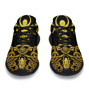 The Mother Goddess Sports Sneakers